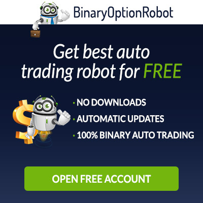 Best binary option robot auto trading software